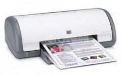 Descargar Driver HP Deskjet d1560 Para Windows y Mac